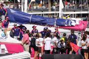 V.O.R. 1º Regata In port. Alicante 2014