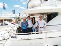 Balance positivo del Fairline Open Weekend