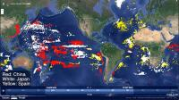 "Oceana, SkyTruth y Google lanzan ""Global Fishing Watch"""