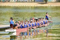 El Club Piragüismo Triana, triple subcampeón europeo de dragon boat