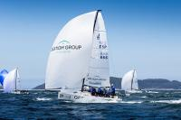 "El ""Gextiom Group"" encara la recta final de las Villalia Spring Series de J70"