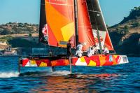 Spanish Impulse presenta su equipo para la Red Bull Youth America's Cup