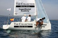 The Collection Motor Sport - Coppel Dental Aacademy, presenta su equipo de regatas 2009