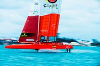 El movimiento Wave of Change del Grupo Iberostar se convierte en el partner sostenible de Spain SailGP Team